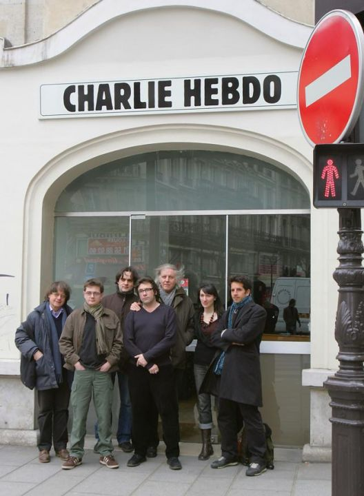 Attentat à Charlie Hebdo : Cabu, Charb, Tignous, Wolinski et Maris tués