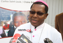 LUTTE CONTRE LA PAUVRETÉ : Caritas Sénégal réaffirme ses ambitions.