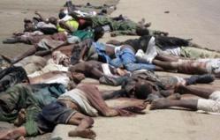 Boko Haram a détruit 16 villages et fait 2000 morts au Nigeria