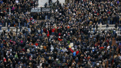 Marches républicaines: près de 2,5 millions de manifestants en province