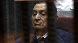 Egypte : la dernière condamnation de Moubarak cassée par la justice