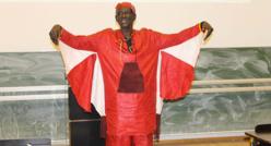 En tournée en Allemagne, Pape Samba Sow « Zoumba » offre plusieurs spectacles instructifs et une conférence sur l'oralité.