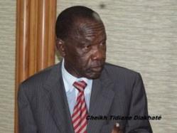 Nécrologie: Le président du Conseil constitutionnel, Cheikh Tidiane Diakhaté, s'en est allé