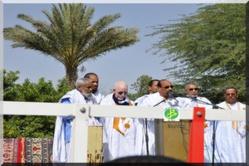 """Le Président Abdel Aziz: """"Je ne suis ni Charlie, ni Coulibaly ! Je suis musulman, nous sommes tous musulmans""""."""