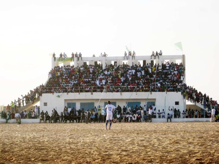 Navetanes à Rosso - Finale de la zone 6 (ODCAV Dagana): Guélewar bat Dunya 1 à 0.