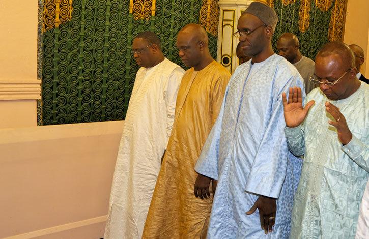 Le maire de Saint-Louis Mansour FAYE en tournée, en Arabie Saoudite (photos)