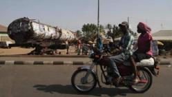 La ville de Gombé, au Nigeria, cible de Boko Haram. © reuters.