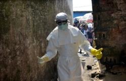 EBOLA: l'épidémie ralentit dans les pays les plus touchés