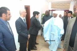 En visite dans les ambassades ce lundi, Wade vilipende Macky Sall et la Crei