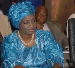 Palais : Mimi Touré nommée envoyée spéciale du Président
