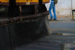 INCROYABLE: Quand des camions frigorifiques insultent les Saint-Louisiens !