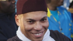 Journée de plaidoirie pour la défense dans l'affaire Karim Wade
