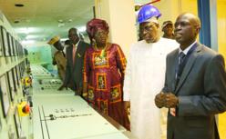 Macky SALL a inauguré la centrale électrique de Boutoute