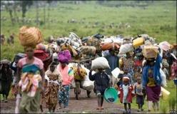 Plus 50 millions de réfugiés et déplacés dans le monde