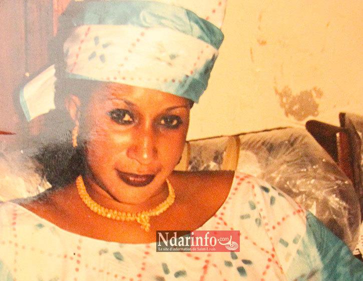 NÉCROLOGIE: Décès de  Mme Fatou Kiné GUEYE plus connue sous le nom de Kiné DIOP.