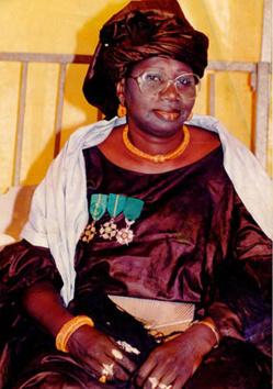 NECROLOGIE : Mme DIEYNABA NGOM s'est éteinte.
