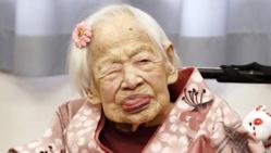 La doyenne du monde fête ses 117 ans