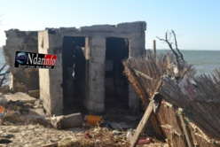 SAINT-LOUIS : la mer ravage des concessions à Goxu Mbacc.