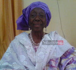 Journée mondiale de la femme: Hadja Maï Niang rend hommage à Fatou Niang Siga et à Anette Mbaye Derneville.