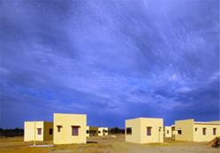 Lot de  13 maisons réalisées à Taba Treize