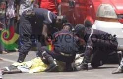 Kédougou : 5 personnes meurent carbonisés dans une collision à Saraya