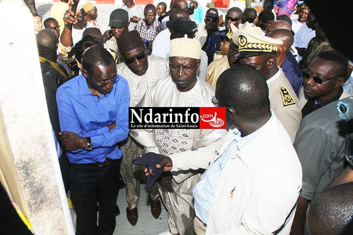 DIRECT- Le pont Masseck NDIAYE inauguré par le Premier Ministre Abdallah DIONNE (Photos)