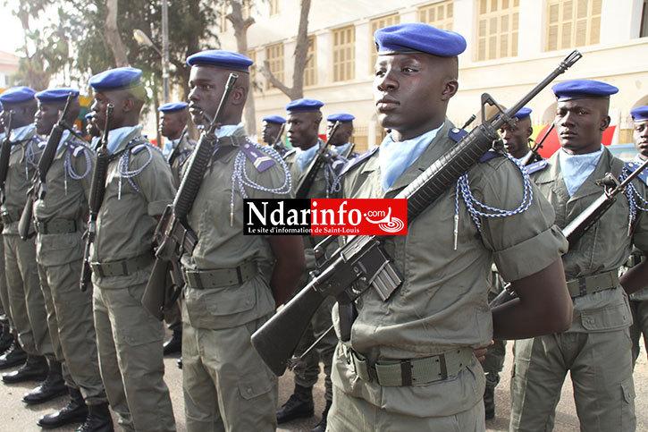 DIRECT - 4 AVRIL 2015: Prise d'armes sur la Place Faidherbe (photos)