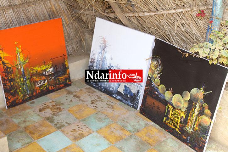 RENCONTRES INTERNATIONALES DES ARTS DE SAINT-LOUIS : plusieurs artistes en conclave dans la capitale du Nord.