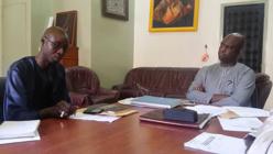 MAIRIE DE SAINT-LOUIS : Abiboulaye LO nommé secrétaire municipal.