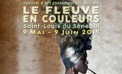 6e édition de Fleuve en Couleurs : 25 lieux d'expositions pour 65 artistes plasticiens inscrits.