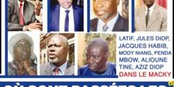 Hier aux côtés du peuple, aujourd'hui dans le Macky Où sont passés les ex-défenseurs de la République ?