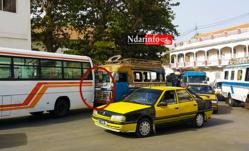 URGENT : Collision entre un bus et un car rapide, à l'entrée du pont Faidherbe.