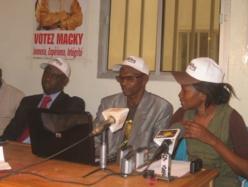 «Macky 2012» réplique au leader du FSD/BJ – «Bamba Dièye a subi un choc terrible en perdant ses dignités de maire et de ministre»