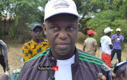 """Le 25 décembre 2013, au lancement de l'opération dénommée """"Ndar Sett Wecc, leer nagne, Ba Fawou"""""""