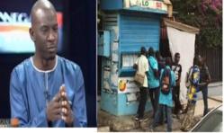 """Tounkara interpelle le Dg de la Lonase: """"le pari sportif est un poison pour notre jeunesse"""""""
