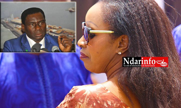 CARNET ROSE : Awa NDIAYE dit « OUI » à Cheikh KANTE.