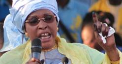 """Awa Diop, présidente du mouvement des femmes: """" La dignité est en train de quitter le Pds"""""""