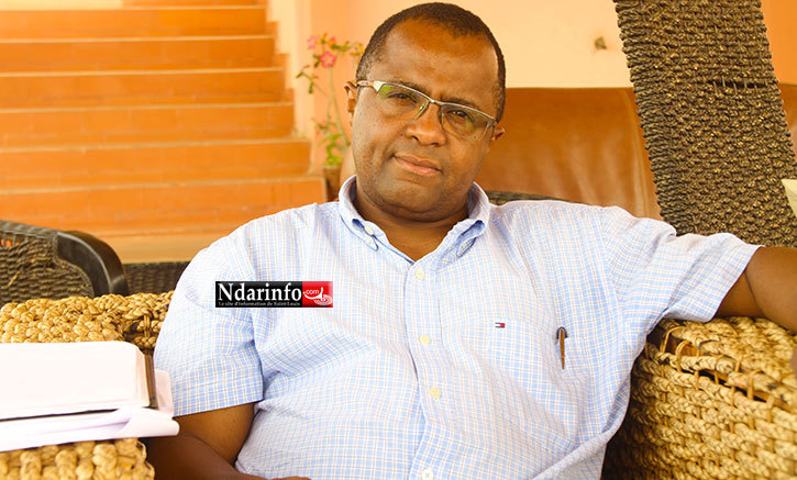 Kouraichi SAID-HASSANI, chef de la mission d'appui à l'élaboration d'objectifs de développement durable pour le Sénégal