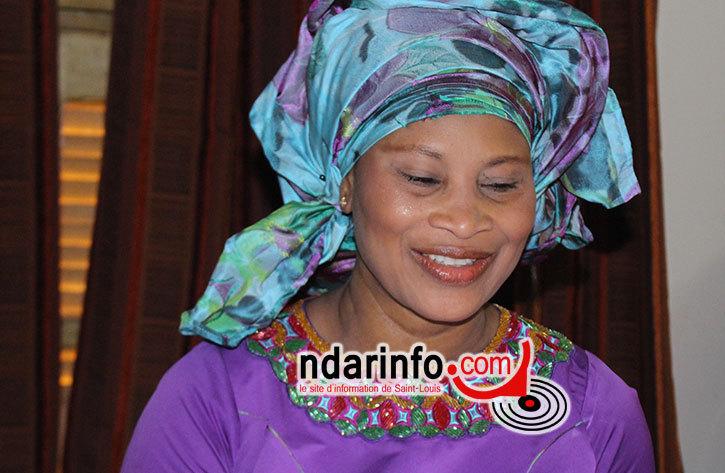 Aïssata Tall Sall: «Mon ambition est de faire élire au Sénégal la première femme présidente de la République de l'espace africain francophone»