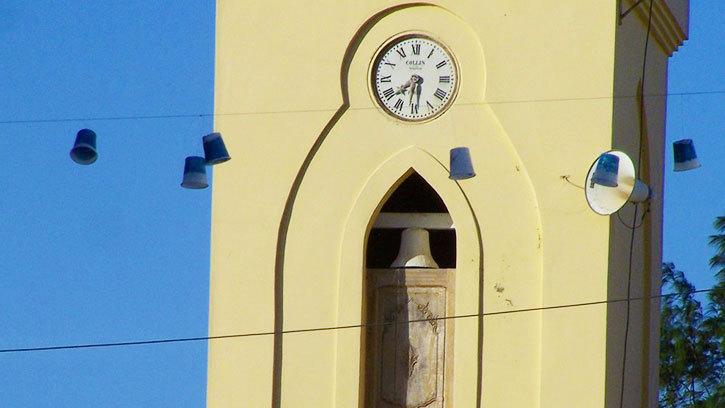 L'histoire de la cloche de la grande mosquée de Saint-Louis
