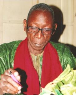 Littérature -Naji Naaman 2015: le PRIX D'HONNEUR à Alioune Badara Coulibaly.