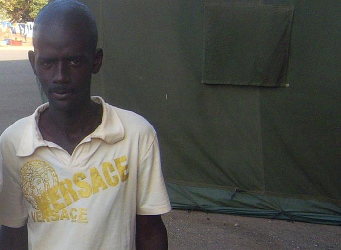 SAINT-LOUIS EN DEUIL: décès du jeune artiste Oumar BA.