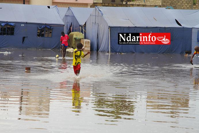 (Vidéo) LES SINISTRÉS DE GOXU MBACC SOUFFRENT: une misère à l'extrême. Regardez !