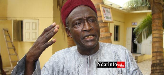 Mamadou DIOUF, ancien directeur des collectivités locales.