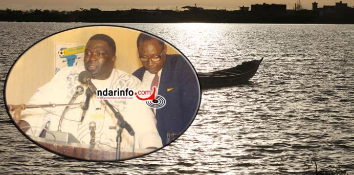 En medaillon: Almamy Mateuw FALL et Mawade WADE