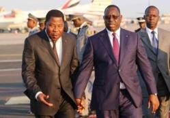 RÉSOLUTION DE LA CRISE AU BURKINA: Macky Sall quitte Ouaga et s'envole vers Abuja +++ Ibrahima Lissa FAYE - Corrspondant Appel+++