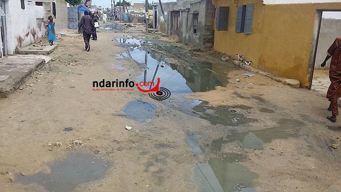 DIAMINAR EN DANGER : les populations étranglées par les inondations, l'insécurité et les risques de maladies.
