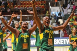URGENT: Afrobasket- Les Lionnes sur le toit de l'Afrique se qualifient aux JO de Rio
