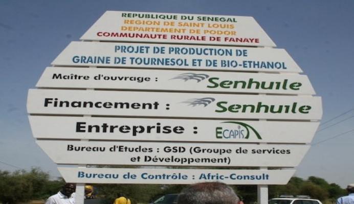 JUSTICE : le procès SENHUILE/MAIRIE DE FANAYE reporté au 20 octobre.