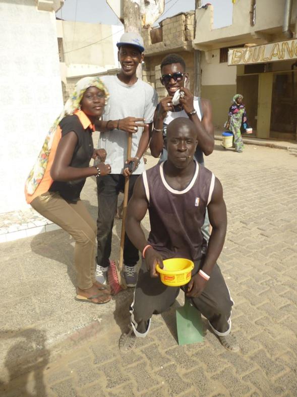 PIKINE « GOUYE MBARGOU » : les signaux forts d'un jeune leadership émergent.
